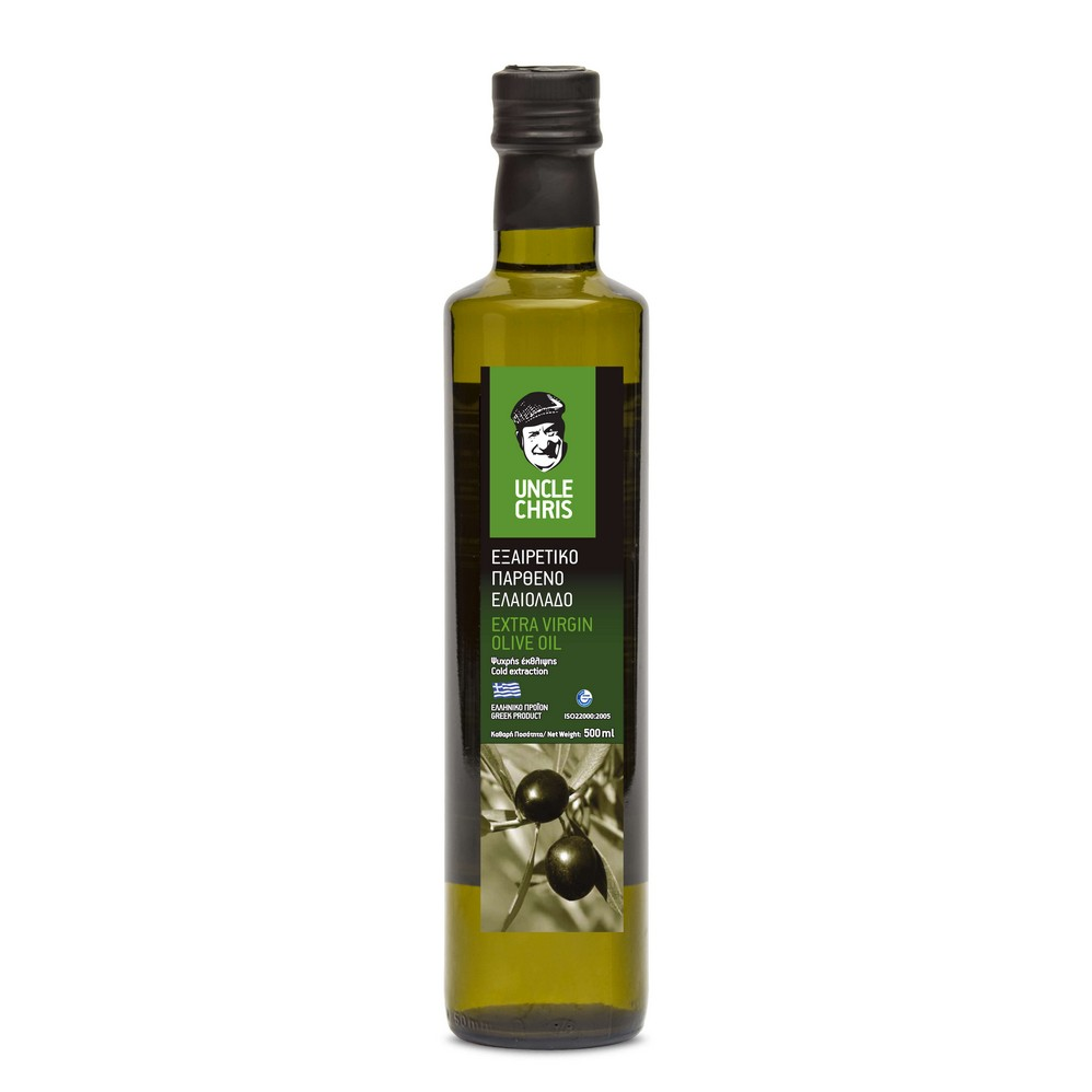 Uncle Chris Extra virgin olive oil dorica 500ml