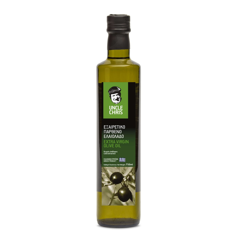 Uncle Chris Extra virgin olive oil dorica 750ml